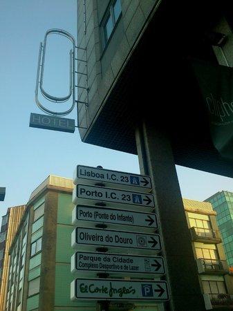 Cliphotel Gaia Porto: Near everywhere ...