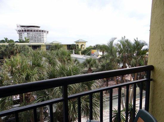 "Sirata Beach Resort: Bldg 4, 3rd floor  - 1st room considered ""beach view"""