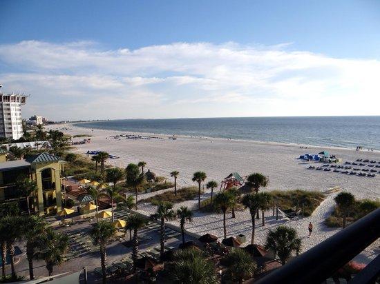 Sirata Beach Resort: 2nd room - 6th floor, bldg 4 - beach view was perfect