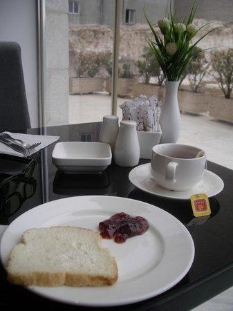 Crystal Hotel : My breakfast