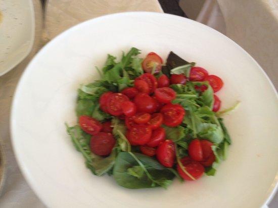 Ristorante San Carlo: Salade