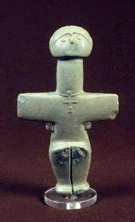 Cyprus Museum: Помосский идол