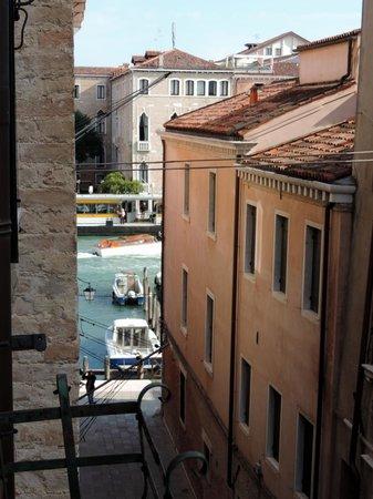 B&B Live In Venice : La vista