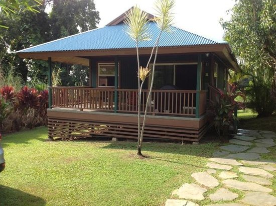 Admirable Bamboo Cottage Picture Of Hana Paradise Cottages Tripadvisor Home Interior And Landscaping Ologienasavecom