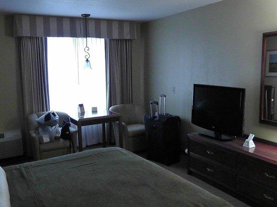 Best Western Salbasgeon Inn & Suites of Reedsport: Room