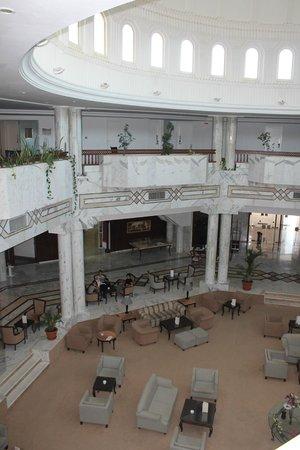 Djerba Plaza Hotel & Spa : hall
