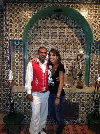 Djerba Plaza Hotel & Spa : Sara e Karim