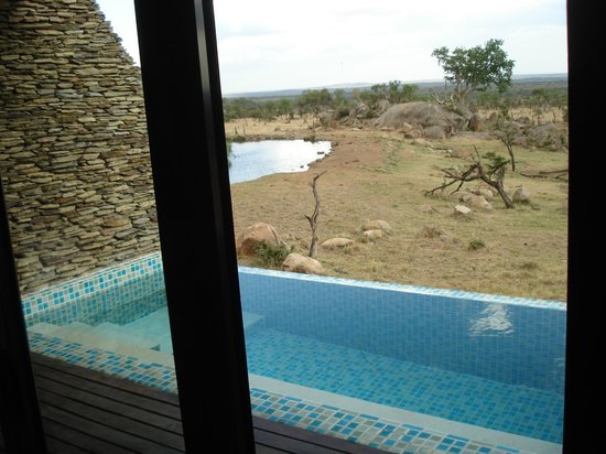 Four Seasons Safari Lodge Serengeti: vistas desde la habitación