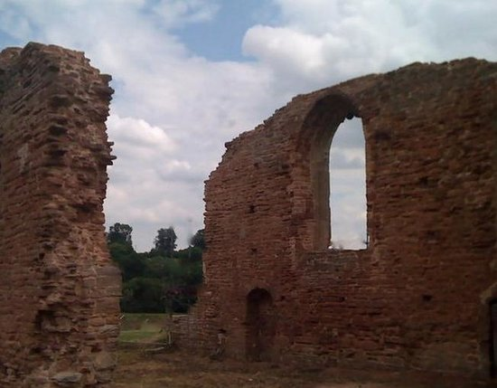 Beauvale Priory Tearooms: Beauvale Priory Ruins