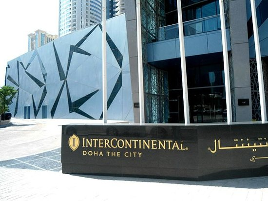 Image result for INTERCONTINENTAL Doha The City Hotel