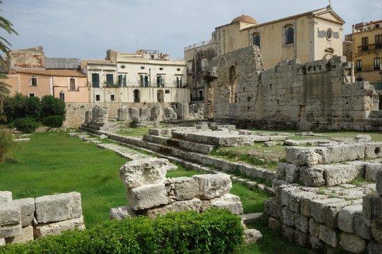 Temple of Apollo (Tempio di Apollo): Temple of Apollo