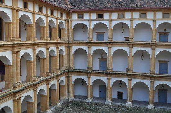 Schloss Eggenberg : Castle Interior Court