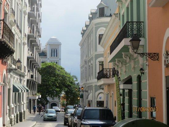 Fortaleza Street : Old San Juan