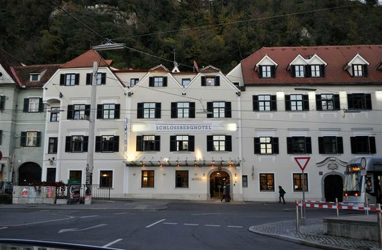 Schlossberg Hotel: Exterior