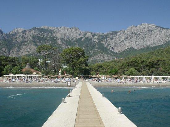 Club Marmara Kimeros Hotel: merveilleux site