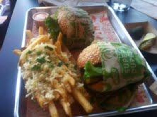Photo of American Restaurant Super Duper Burgers at 2304 Market St, San Francisco, CA 94114, United States