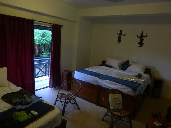 The Siem Reap Hostel: which bed should i sleep on ???