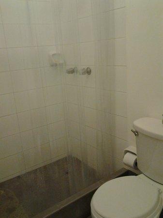 Hotel Gran Palma : banheiro pequeno