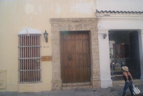 NH Collection Cartagena La Merced Royal : entrada hotel