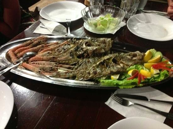 Konoba Labadusa - Restaurant: Un piatto prelibato