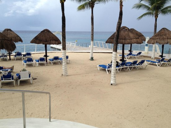 Cozumel Palace Beach