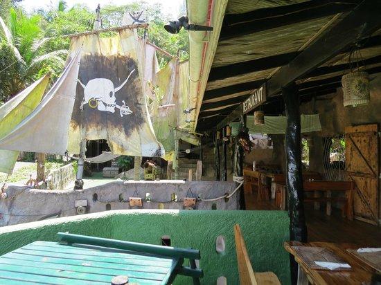 Maria's Rock Cafe : Vue