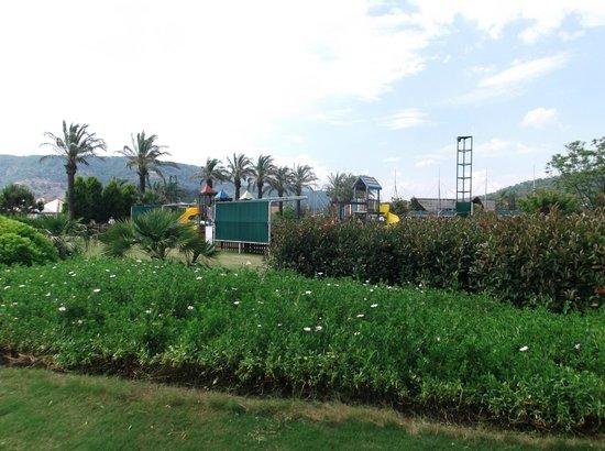 Holiday Village Turkey Hotel: grounds