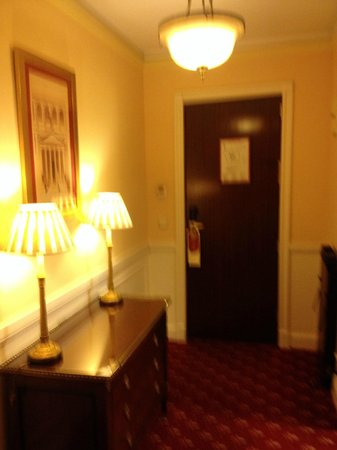 Emperador Hotel Madrid: Entrance area