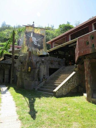 Maria's Rock Cafe : Extérieur