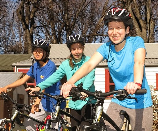 Arrowtown Bike Hire : Ready to ride all year round