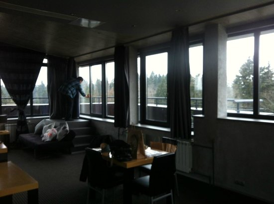 Fresh Wind SPA Hotel : люкс с панорамным балконом