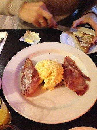 Forster Court Hotel: Petit déjeuner