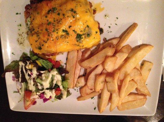 Forster Court Hotel - TEMPORARILY CLOSED: Repas dans le restaurant de l'hôtel