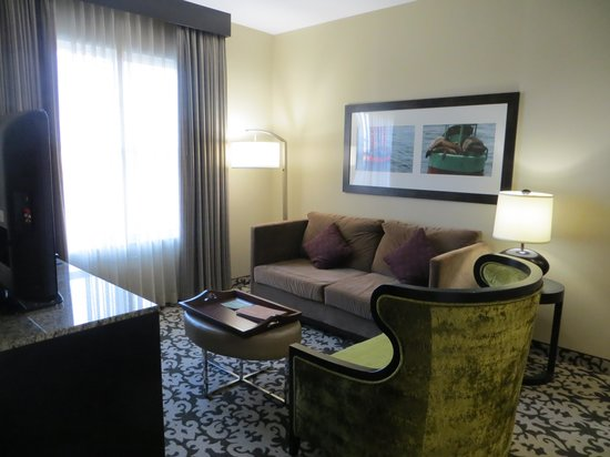 Homewood Suites by Hilton Oxnard/Camarillo: Lounge Area