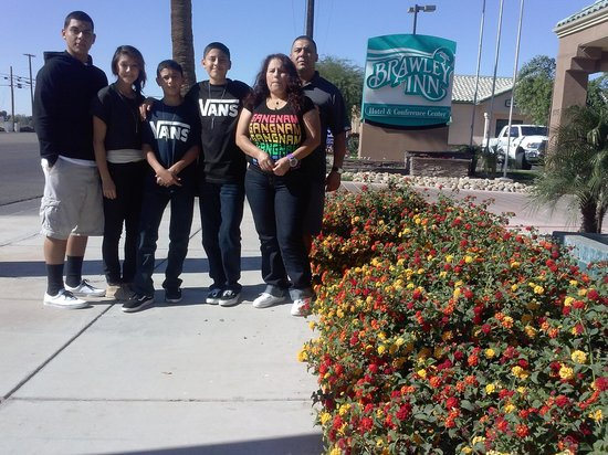Brawley Inn Hotel & Conference Center : A great time
