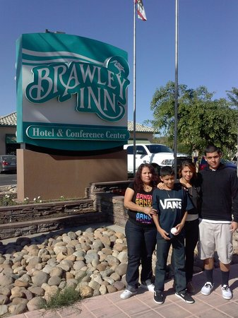 Brawley Inn Hotel & Conference Center: wonderful weekend