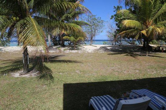 Chalets d'Anse Forbans: à deux pas de la plage
