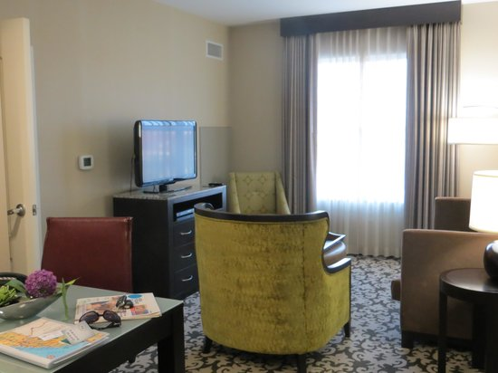 Homewood Suites by Hilton Oxnard/Camarillo: Suite 306