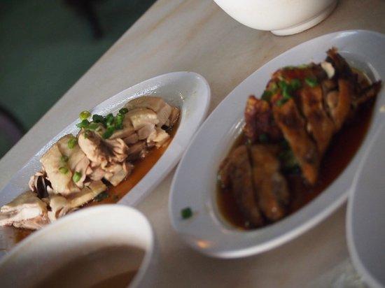 Ipoh Hainan Chicken Rice: Signature dishes