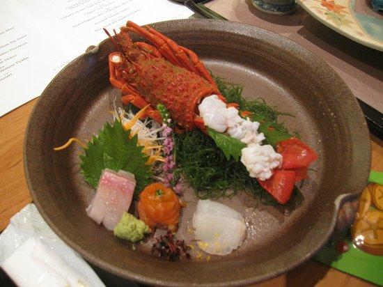 Lakeside Kawaguchiko Sunnide Resort : Dinner