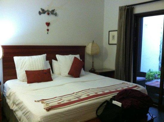 El Secreto B&B: Magnolias bedroom