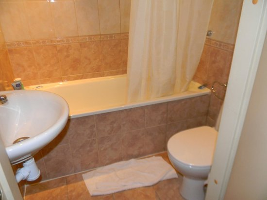 Hotel Moyka 5: Ванная комната