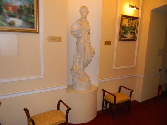 Hotel Moyka 5: На этаже