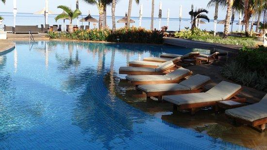 Sugar Beach Golf & Spa Resort: très agréable, trop beau