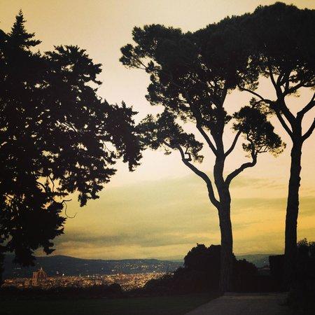 Torre Di Bellosguardo: incredible view