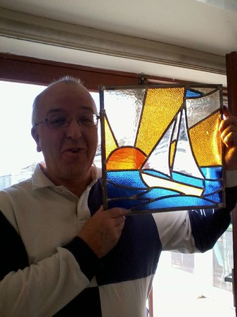 Stained Glass Centre: Here's one I made - now