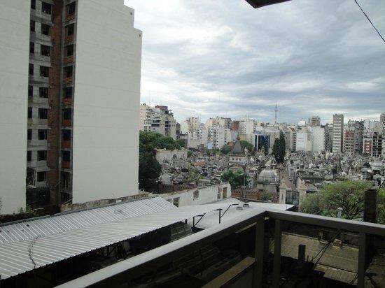 Ayres de Recoleta Plaza: Vista 3