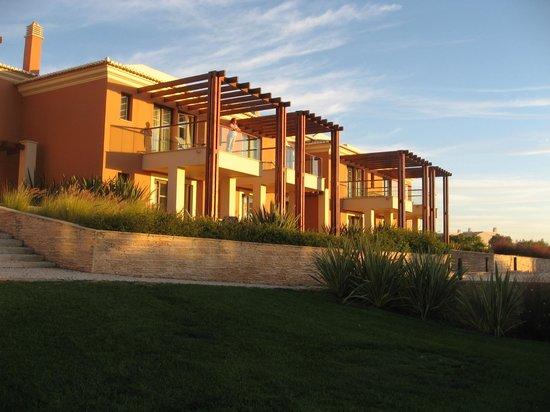Monte Santo Resort: view of townhouses