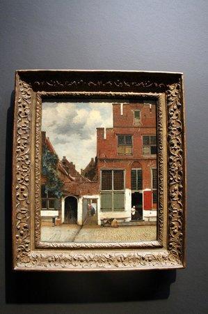 Rijksmuseum: Vermeer (1658)