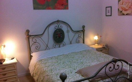B&B Marechiaro : Спальня